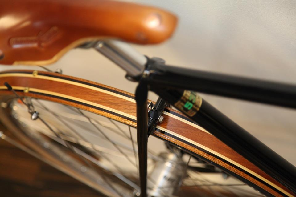 Woodys Custom Wood Bicycle Fenders